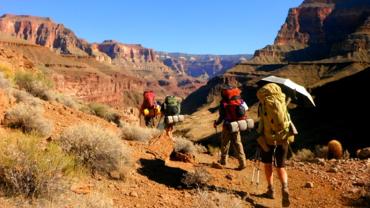 Grand Canyon Hiking Tours