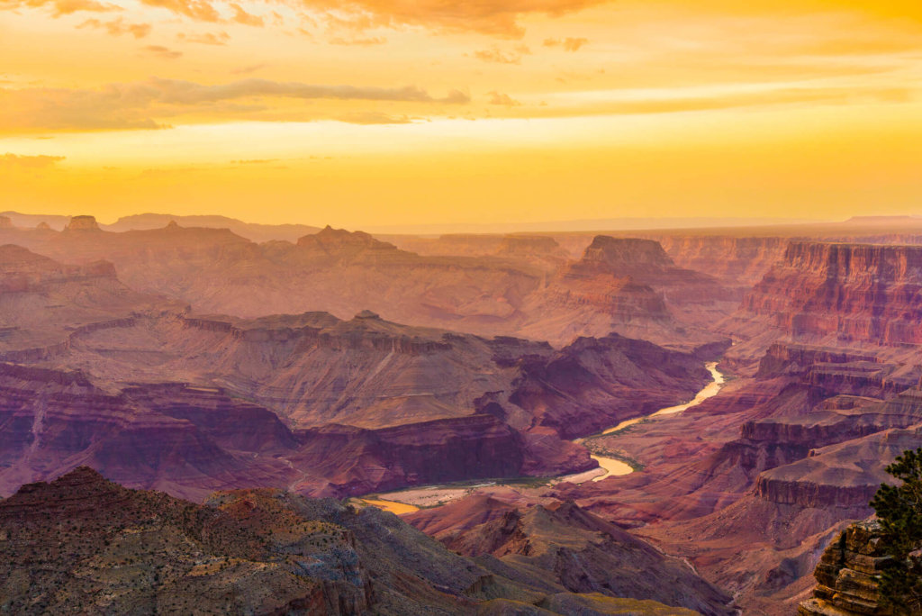 What is the best time of year to visit the Grand Canyon?