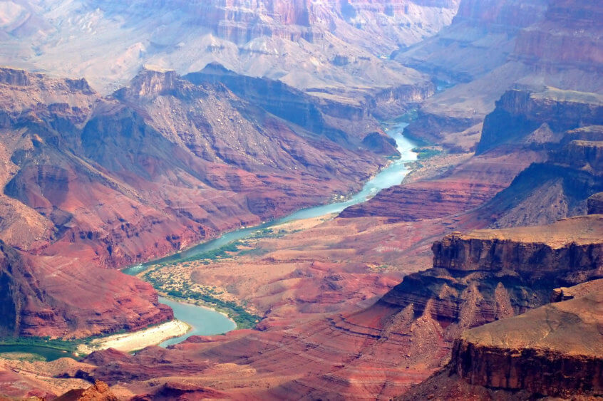 What cities are close to the Grand Canyon (1)
